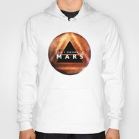 30 seconds to mars Hoodies featuring 30 Seconds to Mars by AshThePixster
