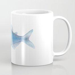 Blue Tetra Boehlkea Fredcochui Coffee Mug