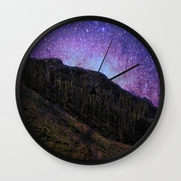 Night in the woods # Wall Clock