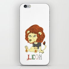 Leon iPhone & iPod Skin
