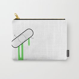 Patch Up (Green) Carry-All Pouch