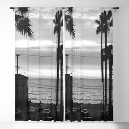 Classic Redondo Beach Blackout Curtain