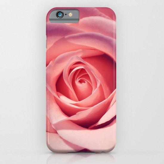 rose macro I iPhone & iPod Case
