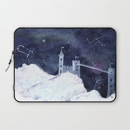 Castle in the clouds Laptop Sleeve