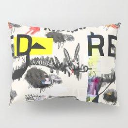 RRH graphic design Pillow Sham
