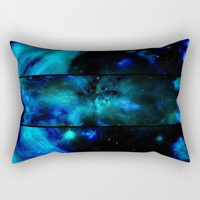 Windows To A Space View Rectangular Pillow