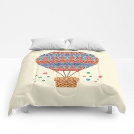 Hot Air Balloon Comforters