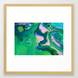 The Laverne / Ink + Water Framed Art Print