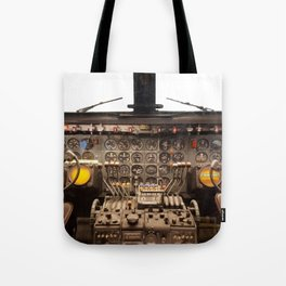 Flight Deck Tote Bag