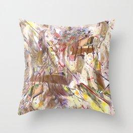 Science Glump Throw Pillow