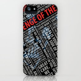 Oh, Anakin iPhone Case