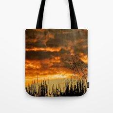 Goodbye Daylight Tote Bag