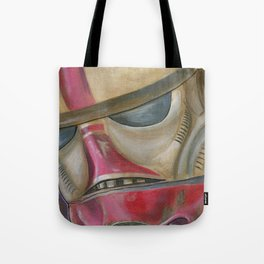 #ShayStrong Trooper Tote Bag
