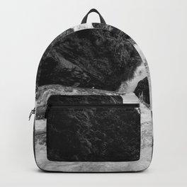 Ravana Falls Monochrome Backpack