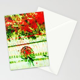Tedder hit the Hay Stationery Cards