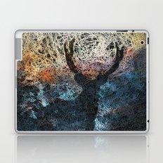 Deer in the woods Laptop & iPad Skin