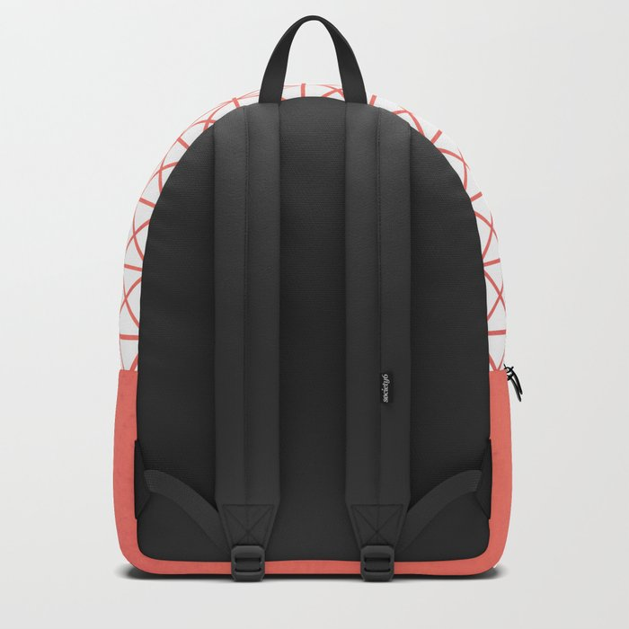 Heart X Red Backpack
