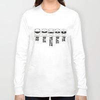 power rangers Long Sleeve T-shirts featuring Power Rangers by Lugge