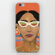Henrietta iPhone & iPod Skin
