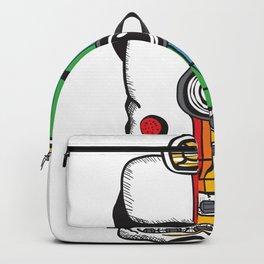 Insta Camera Backpack