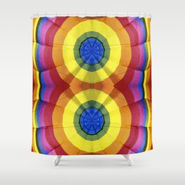 Roulade Shower Curtain