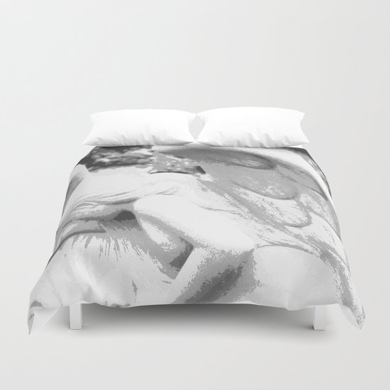 Angel | Angels | Spiritual | Compassion Duvet Cover