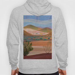 Copper Town (Square) Hoody