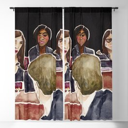 Goddesses of Congress Blackout Curtain