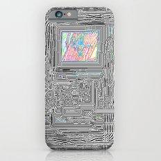 Peaking Through iPhone 6s Slim Case