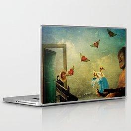 Mirror In The Sky Laptop & iPad Skin