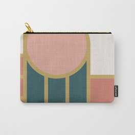 Maximalist Geometric 04 Carry-All Pouch