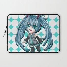 Chibi Hatsune Miku Laptop Sleeve