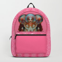 The Pink Chimera Backpack