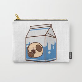 Puglie Milk Carton Carry-All Pouch