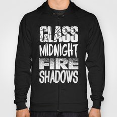 Throne of Glass Series Titles Hoody