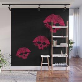 Poison Kiss Wall Mural