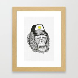 Eddie Framed Art Print