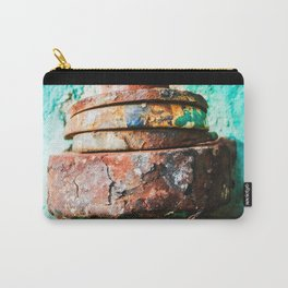 mixed metal race to cake Carry-All Pouch