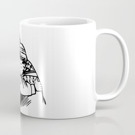 Islam Forgiveness Drawing Coffee Mug