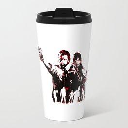 Walking Dead Zombie Cleanup Crew Travel Mug