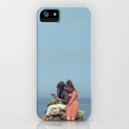 moi aussi marianne iPhone Case