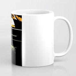 Checkered Flag Coffee Mug