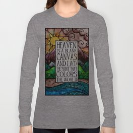 The Raven Long Sleeve T-shirt