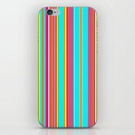 Stripes-003 iPhone Skin