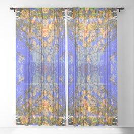 Bain's Faith Sheer Curtain