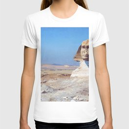 Jean-Leon Gerome - Bonaparte Before The Sphinx - Digital Remastered Edition T-shirt