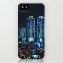 Daegu at Night iPhone Case