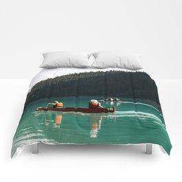 Lake Canoe Comforters