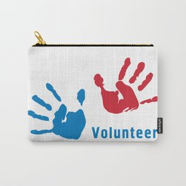 ASUM Volunteer_3 Carry-All Pouch