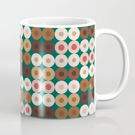 Breast Wishes (green) Coffee Mug